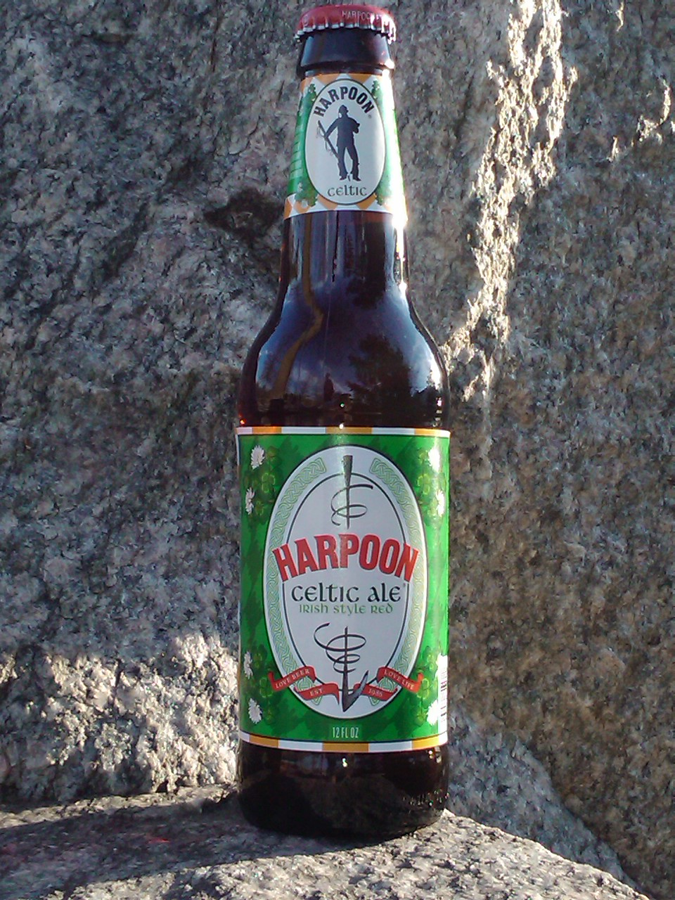 What Ales You?: Harpoon Celtic Ale